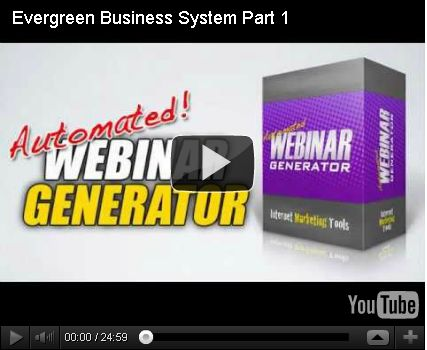 [ 197.00 Evergreen Business System - Mike Filsaime - WSO ] 1 Day Price. Webinar Software