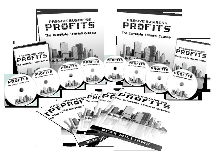 Passive Business Profits System