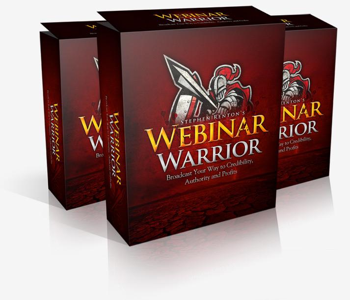 Webinar Warrior