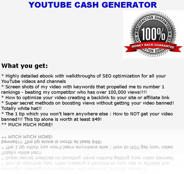 youtube-cash-generator