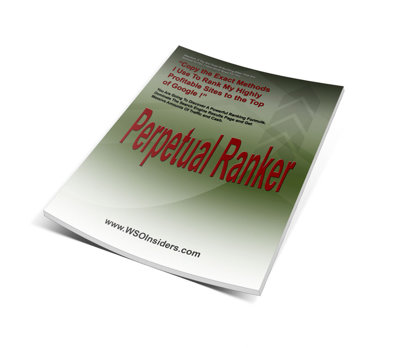 Perpetual Ranker Perpetual Ranker Guide Warrior Special Offer