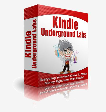 Kindle Underground Labs