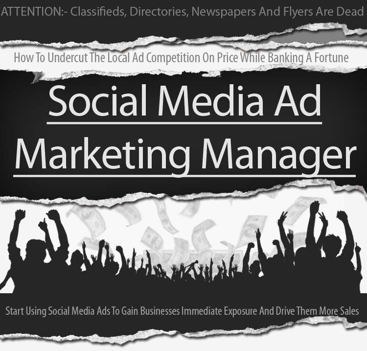 Social Media Marketing Manager FB Ads Video Training Membership