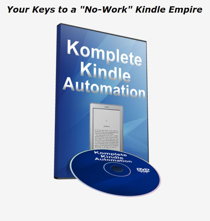 Komplete Kindle Automation