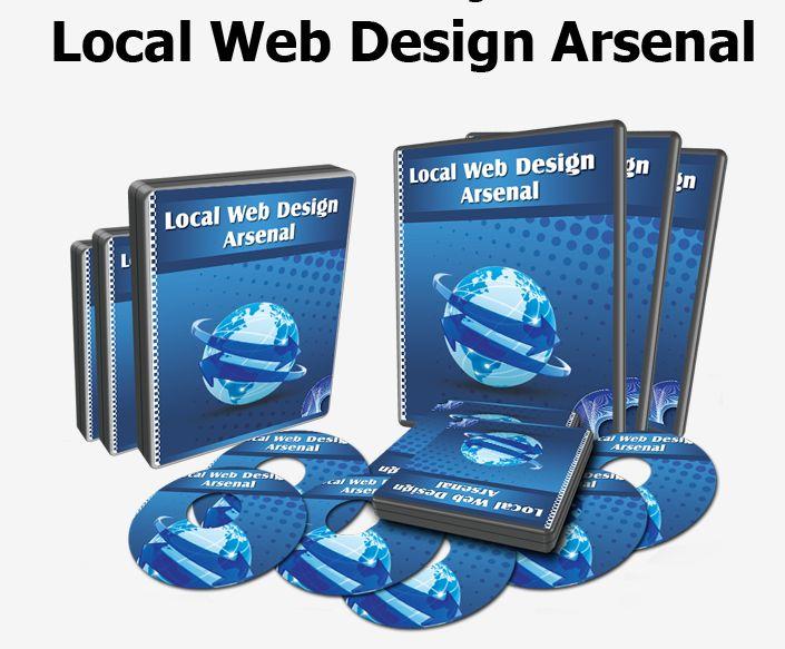 Local Web Design Arsenal