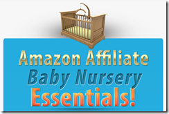 Amazon-Affiliate-baby-nursery-essentials