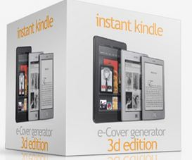 Kindle E-Cover Generator - 3D Version-wso insiders