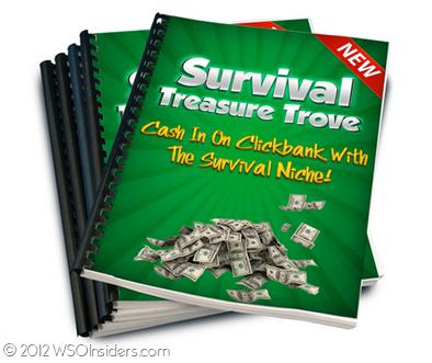 Survival Treasure Trove