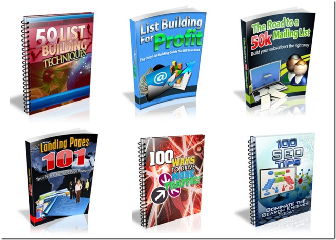 list bilders super pack software sales funnel