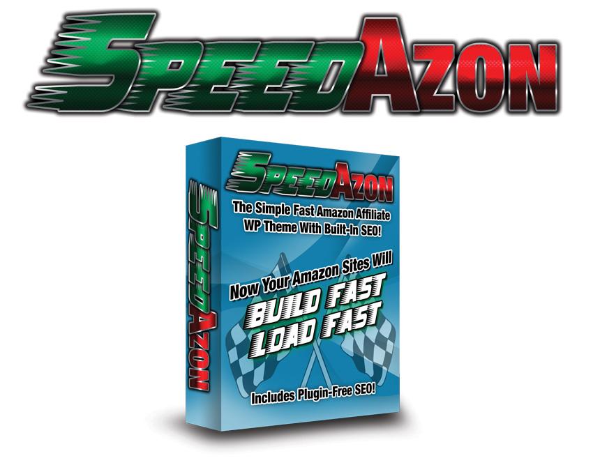SpeedAzon Amazon Affiliate WordPress Theme