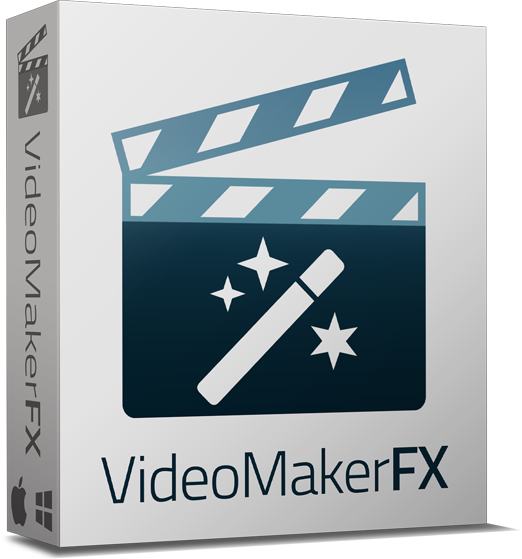 VideoMakerFX Video Creation Software