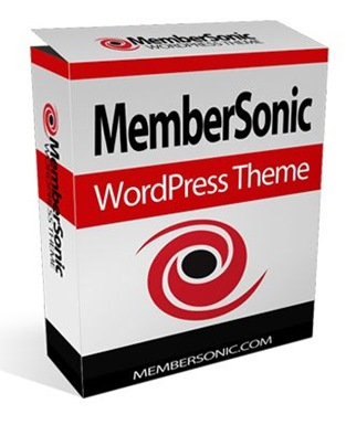member sonice wp theme