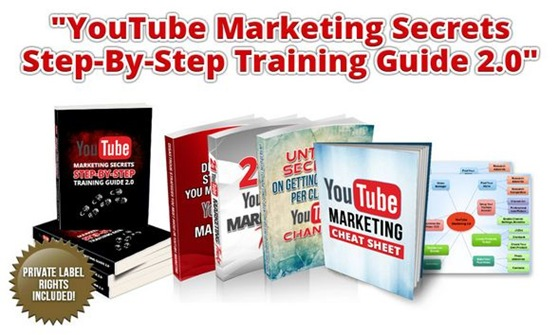 YouTube Marketing Secrets-Product
