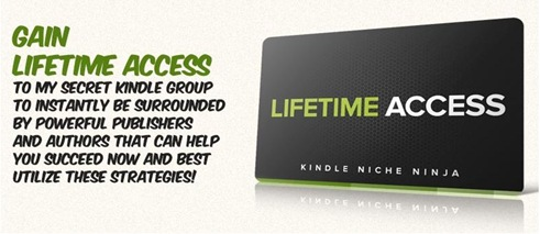 kindle niche ninja group