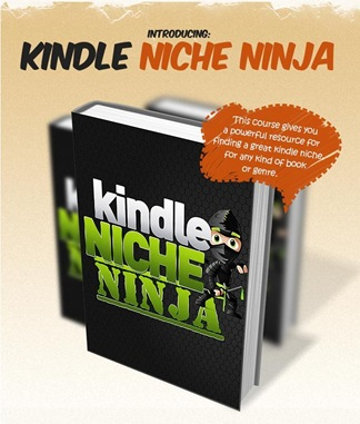 kindle niche ninja product box