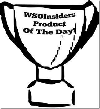 WSOInsiders Product Of The Day